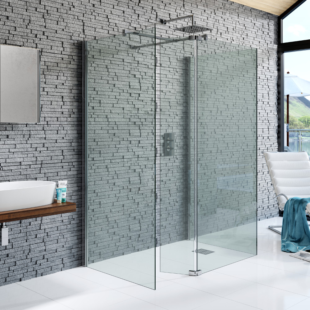 Shower enclosure and trays bathrooms – Kitchens Direct NI