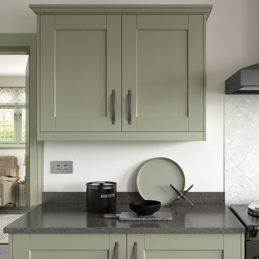 Kensington Kitchen In Sage Green